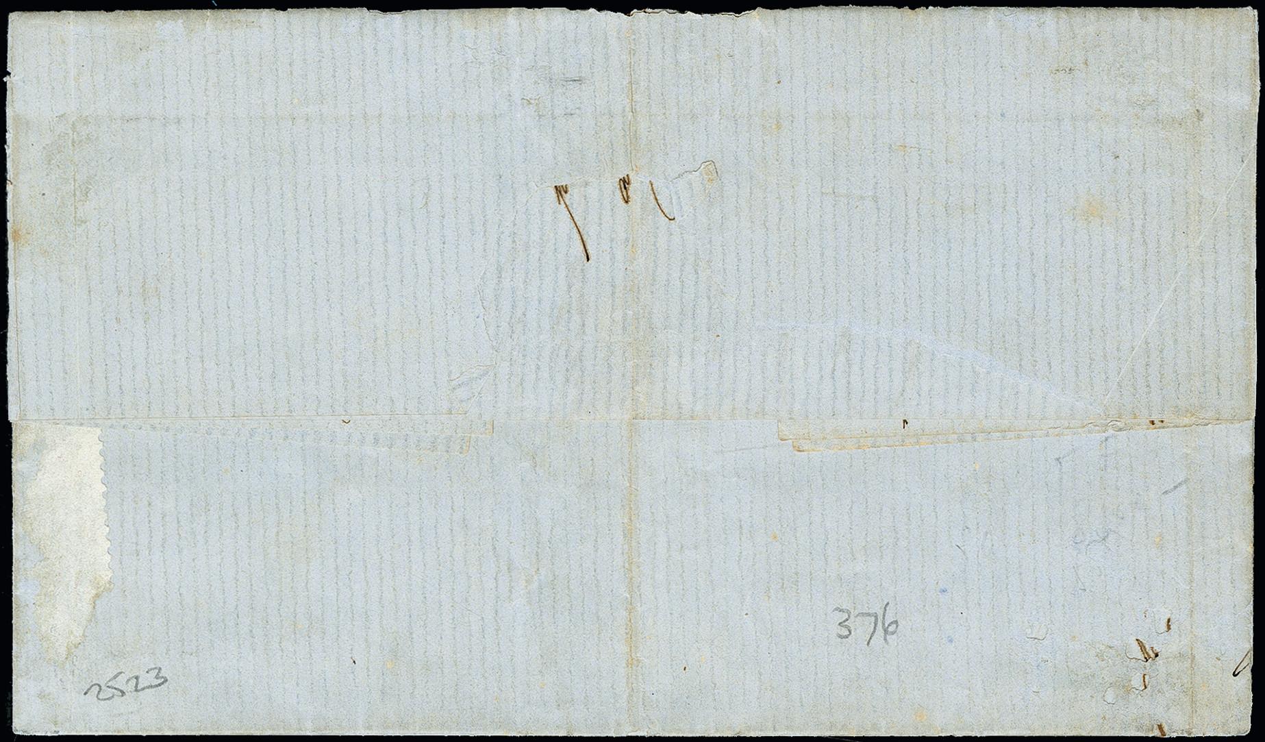 Lot 6009 - thrace Turkey - Ship mail issues, Ship Mail -  Heinrich Koehler Auktionen 373rd Heinrich Köhler auction - Day 1