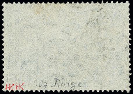 Lot 2706 - Main catalogue German Empire -  Heinrich Koehler Auktionen 373rd Heinrich Köhler auction - Day 5