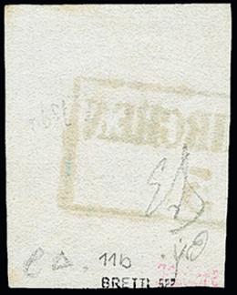 Lot 2981 - german states oldenburg -  Heinrich Koehler Auktionen 373rd Heinrich Köhler auction - Day 5