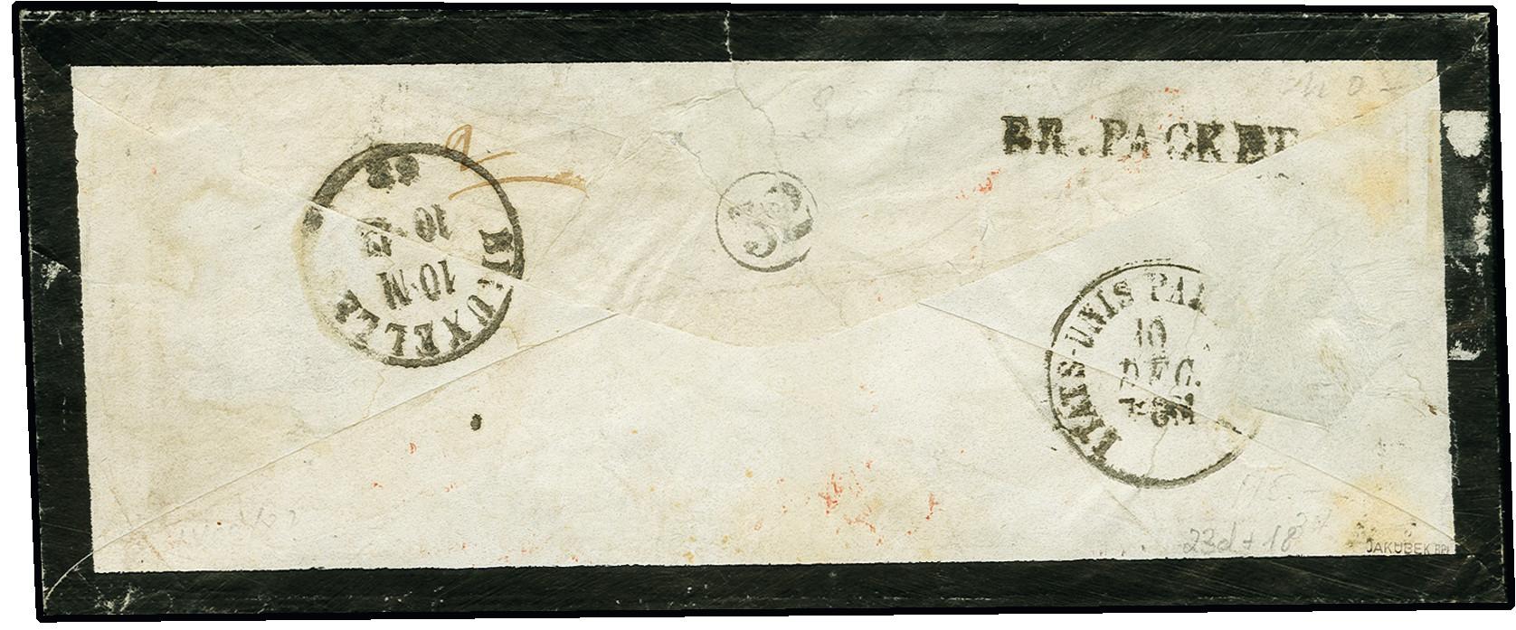 Lot 1287 - Overseas United States of America, Belgium -  Heinrich Koehler Auktionen 373rd Heinrich Köhler auction - Day 2