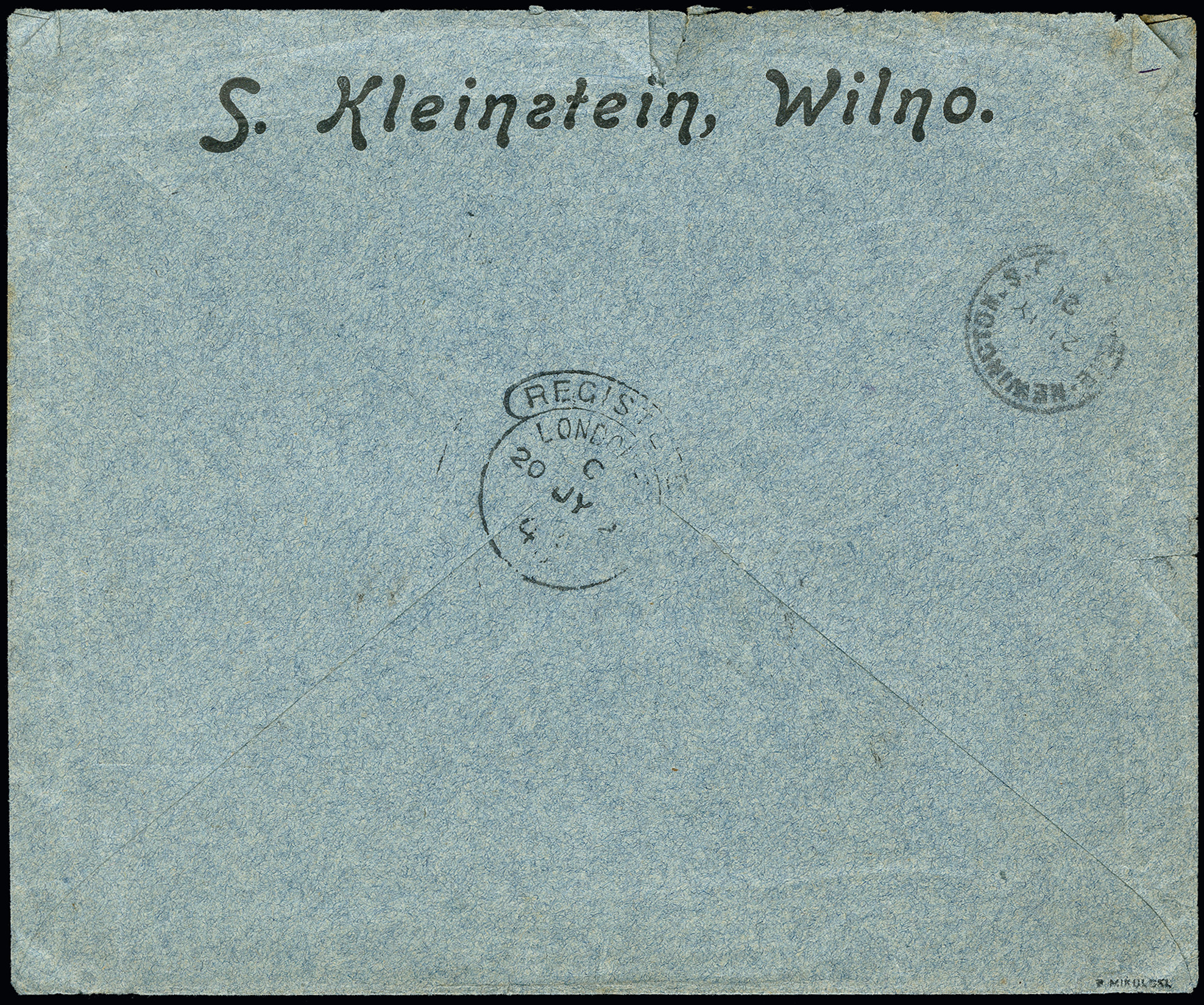 Lot 184 - europe central lithuania -  Heinrich Koehler Auktionen 373rd Heinrich Köhler auction - Day 1