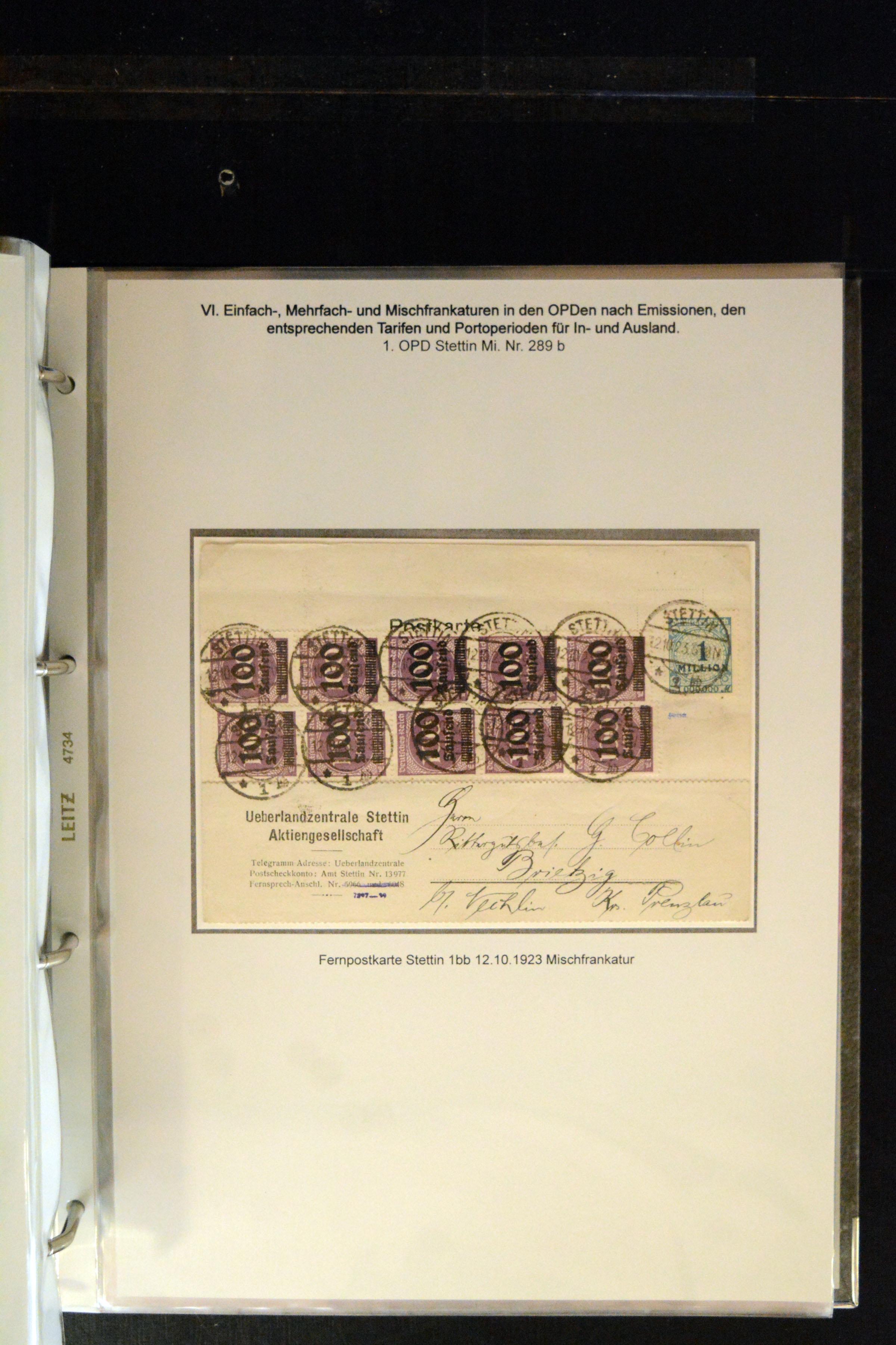 Lot 4829 - Main catalogue German Empire -  Heinrich Koehler Auktionen 373rd Heinrich Köhler auction - Day 3