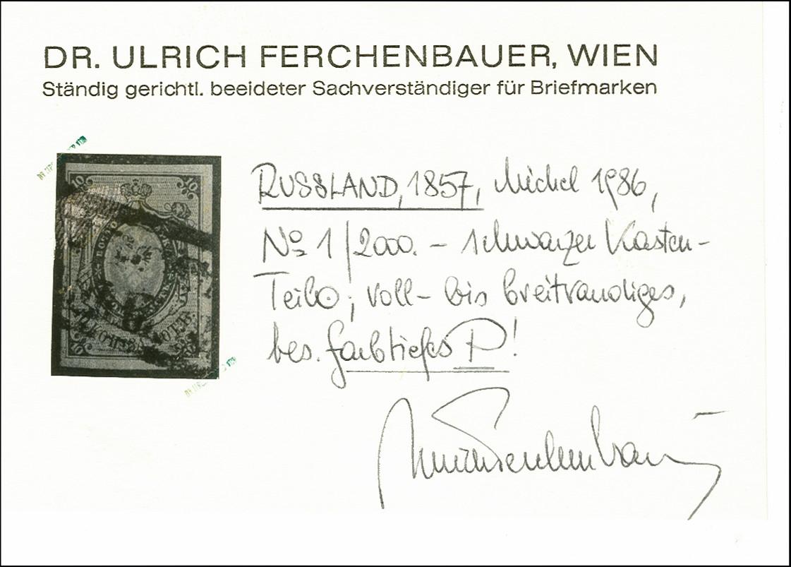 Lot 1899 - europa Russia -  Heinrich Koehler Auktionen 375rd Heinrich Köhler auction - Day 1