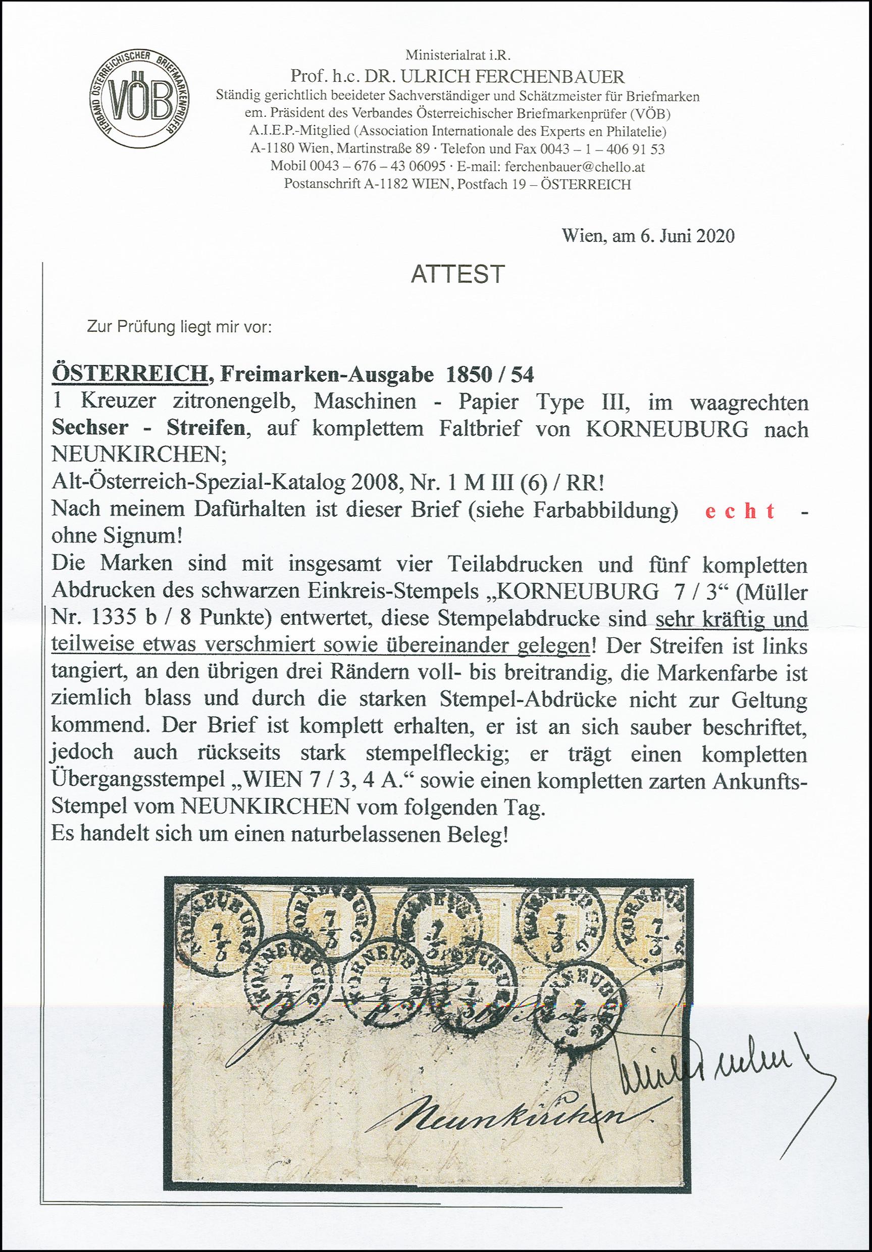 Lot 1005 - europa Austria -  Heinrich Koehler Auktionen 375rd Heinrich Köhler auction - Day 1