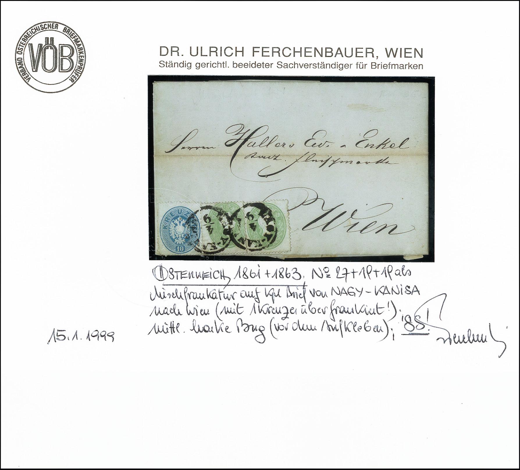 Lot 1478 - europa Hungary -  Heinrich Koehler Auktionen 375rd Heinrich Köhler auction - Day 1