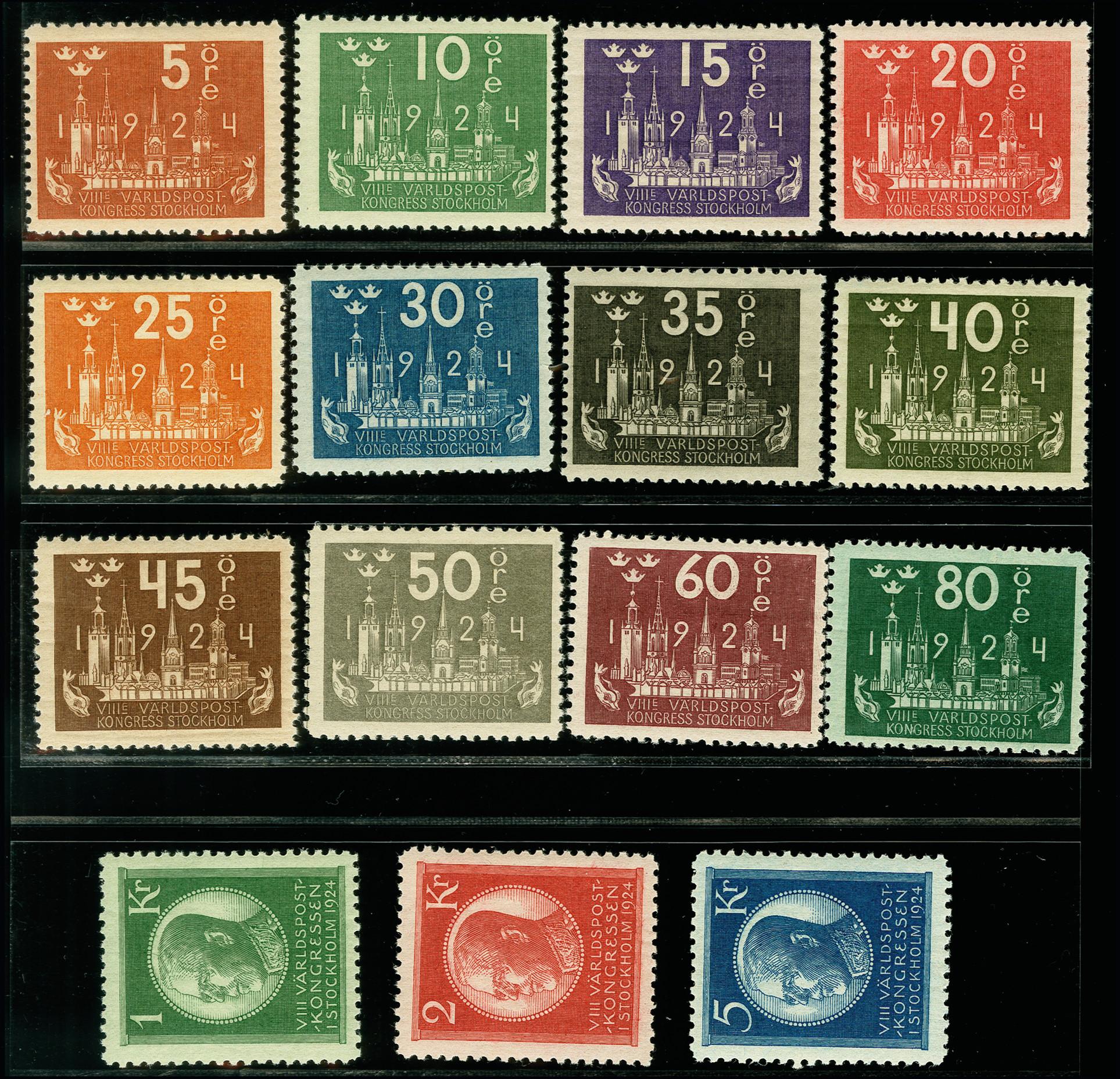 Lot 1943 - europa Sweden -  Heinrich Koehler Auktionen 375rd Heinrich Köhler auction - Day 1