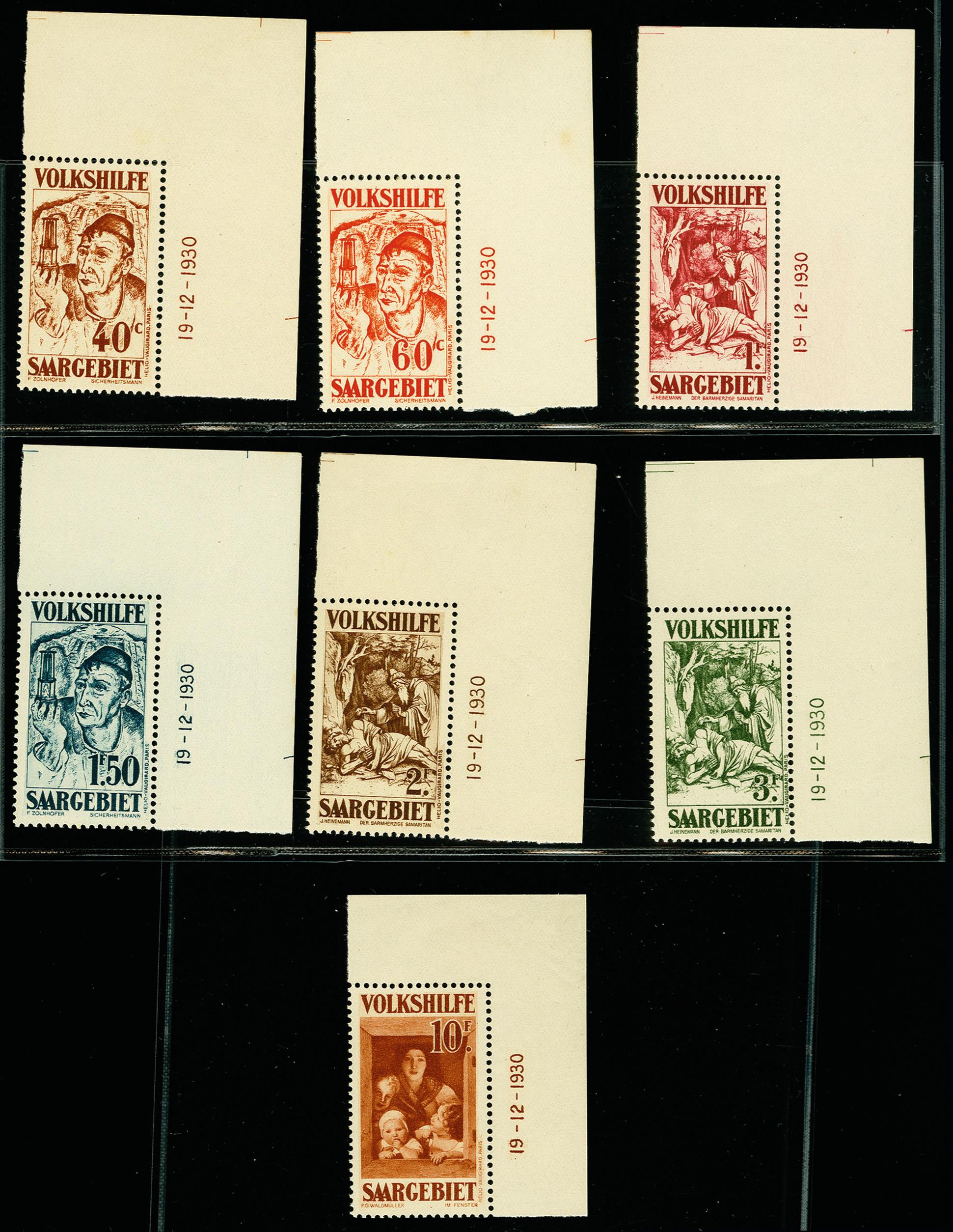 Lot 3120 - Main catalogue saar -  Heinrich Koehler Auktionen 375rd Heinrich Köhler auction - Day 2