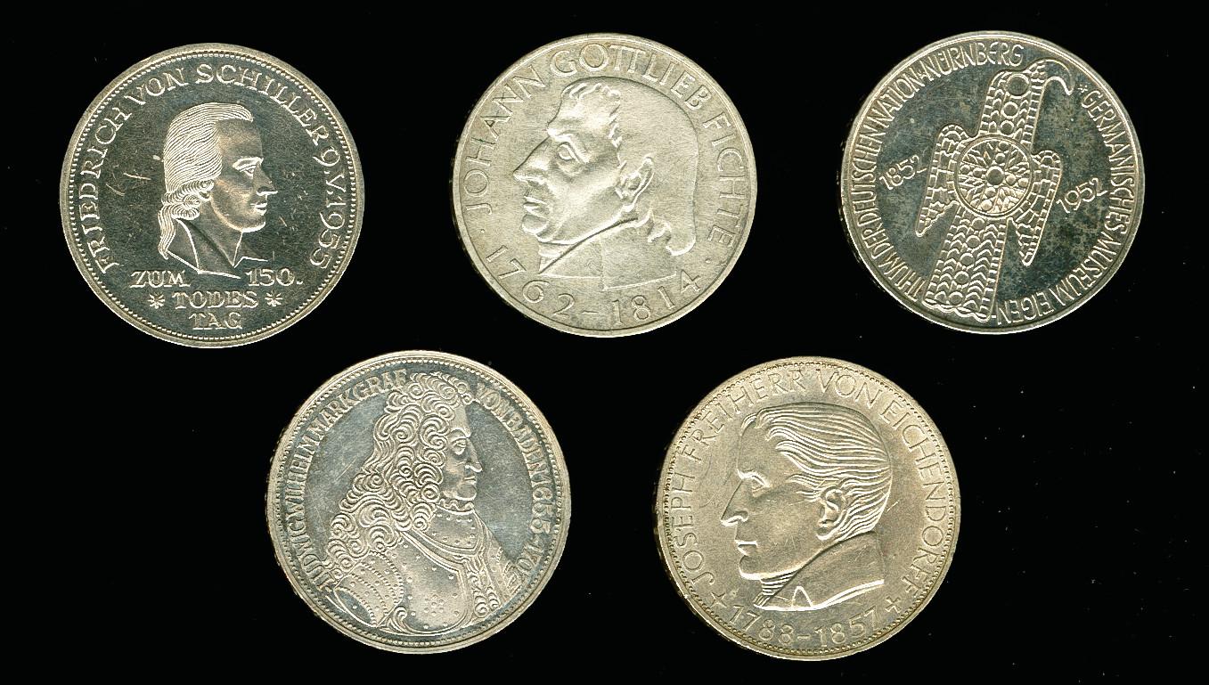 Lot 2333 - Main catalogue coins -  Heinrich Koehler Auktionen 375rd Heinrich Köhler auction - Day 1