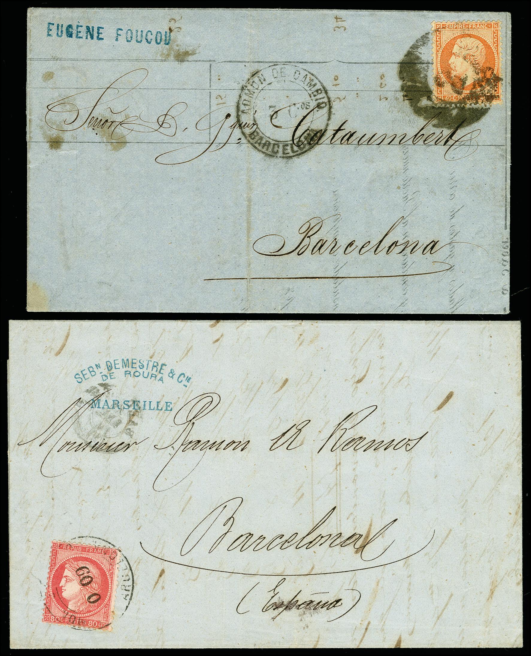 Lot 1299 - europa France -  Heinrich Koehler Auktionen 375rd Heinrich Köhler auction - Day 1