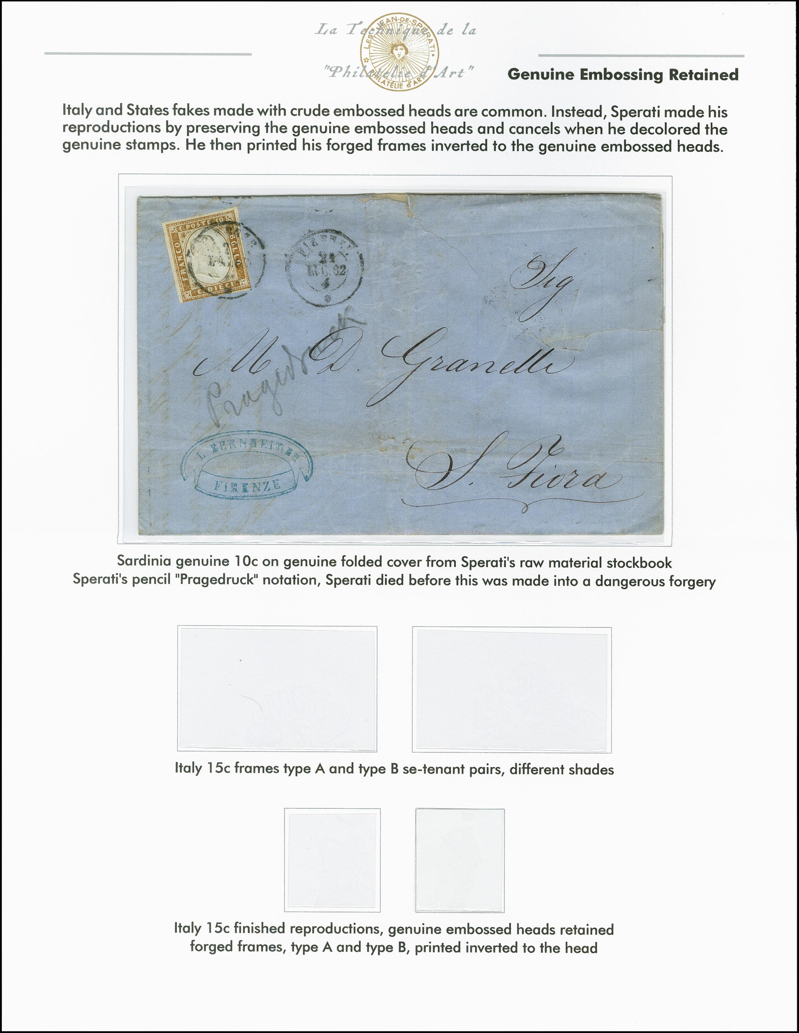 Lot 2204 - europa Italy and Areas -  Heinrich Koehler Auktionen 375rd Heinrich Köhler auction - Day 1