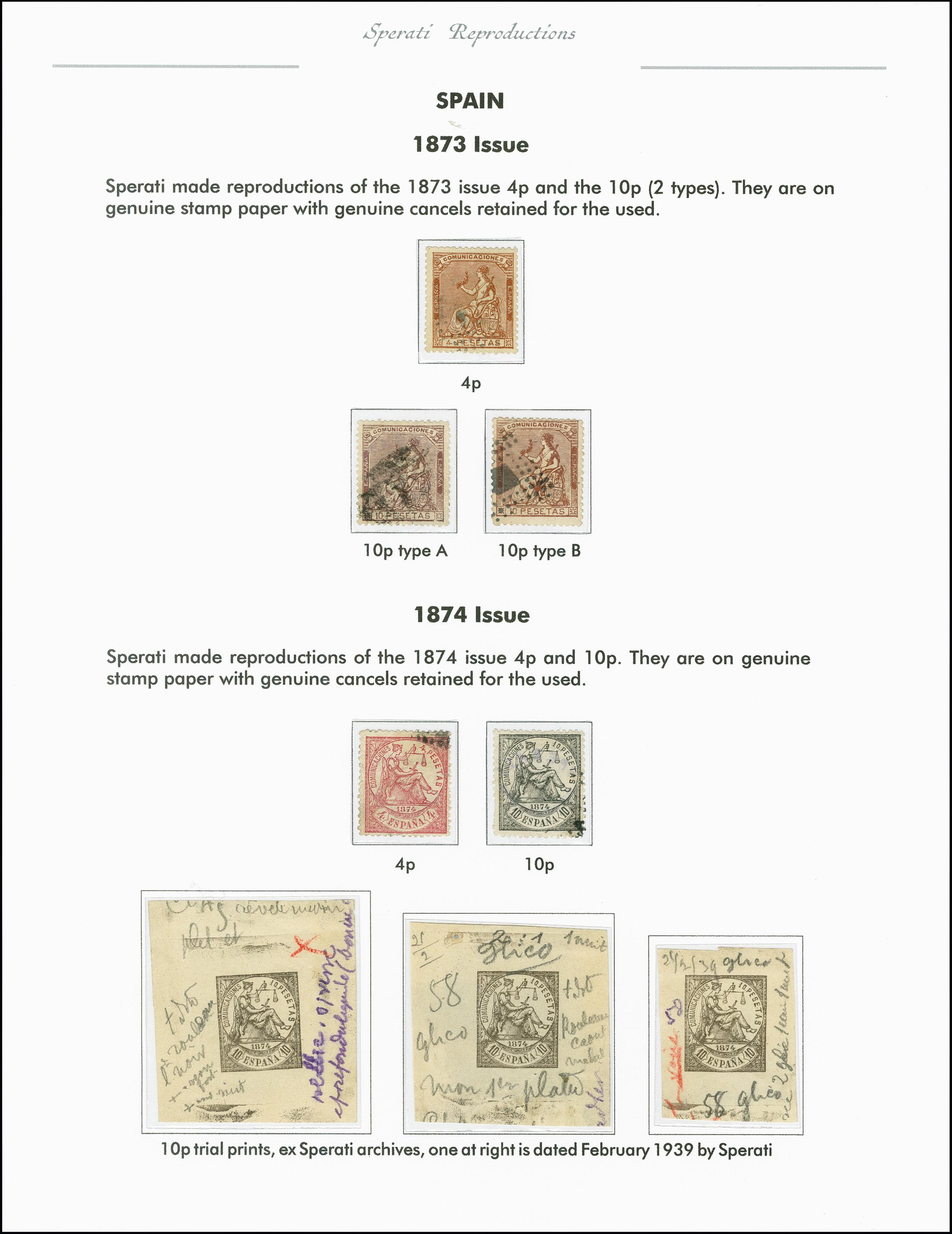 Lot 2213 - europa Spain -  Heinrich Koehler Auktionen 375rd Heinrich Köhler auction - Day 1