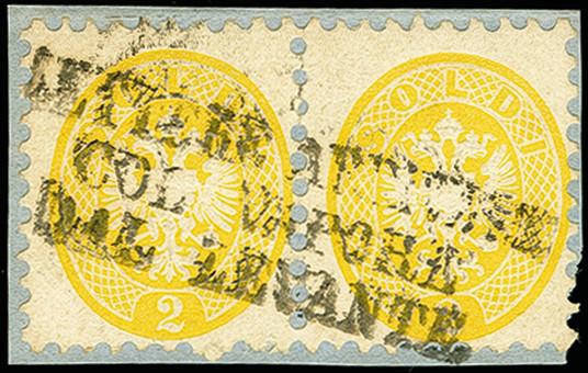 Lot 1121 - österreich post in the levante -  Heinrich Koehler Auktionen 375rd Heinrich Köhler auction - Day 1