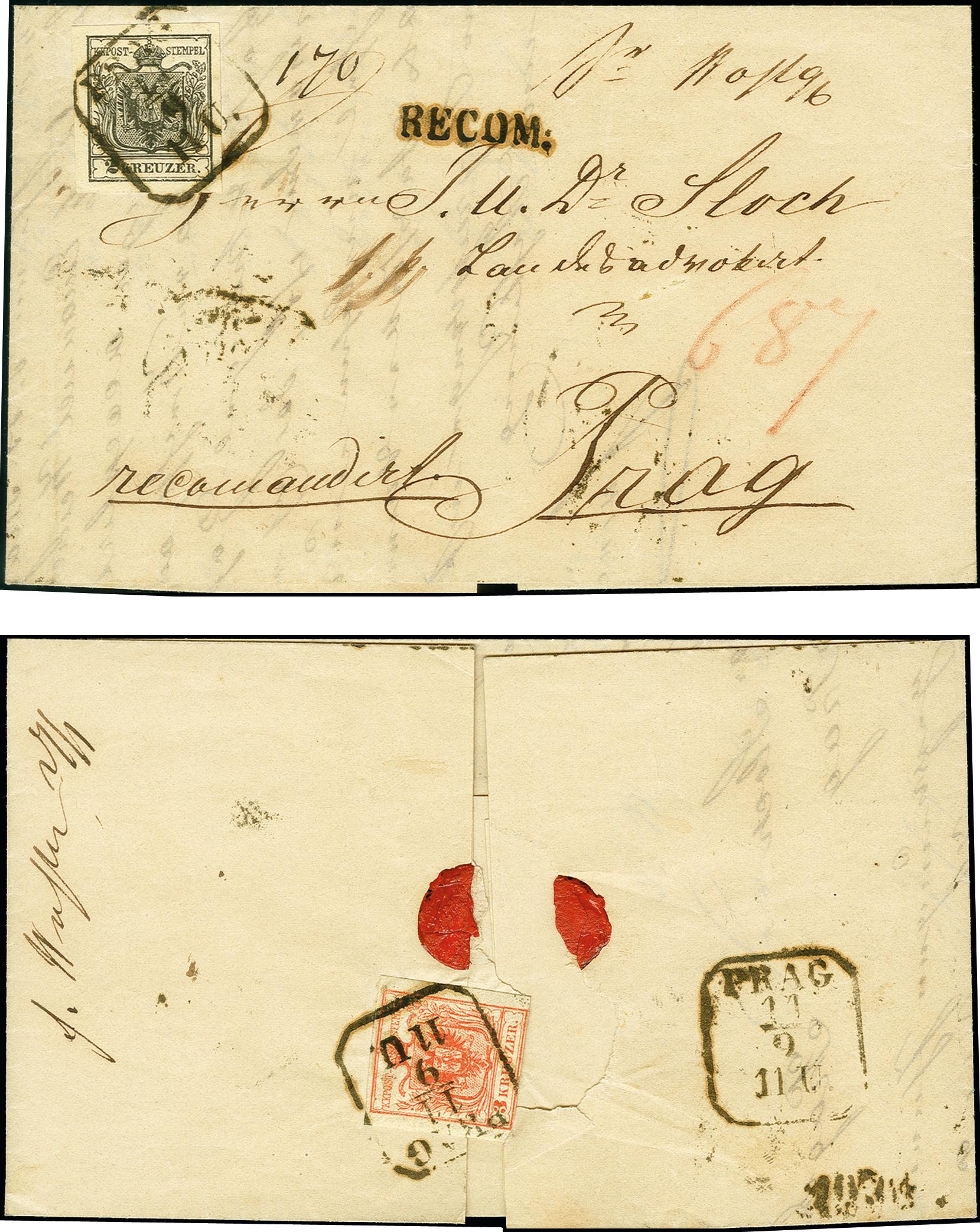 Lot 1007 - europa Austria -  Heinrich Koehler Auktionen 375rd Heinrich Köhler auction - Day 1