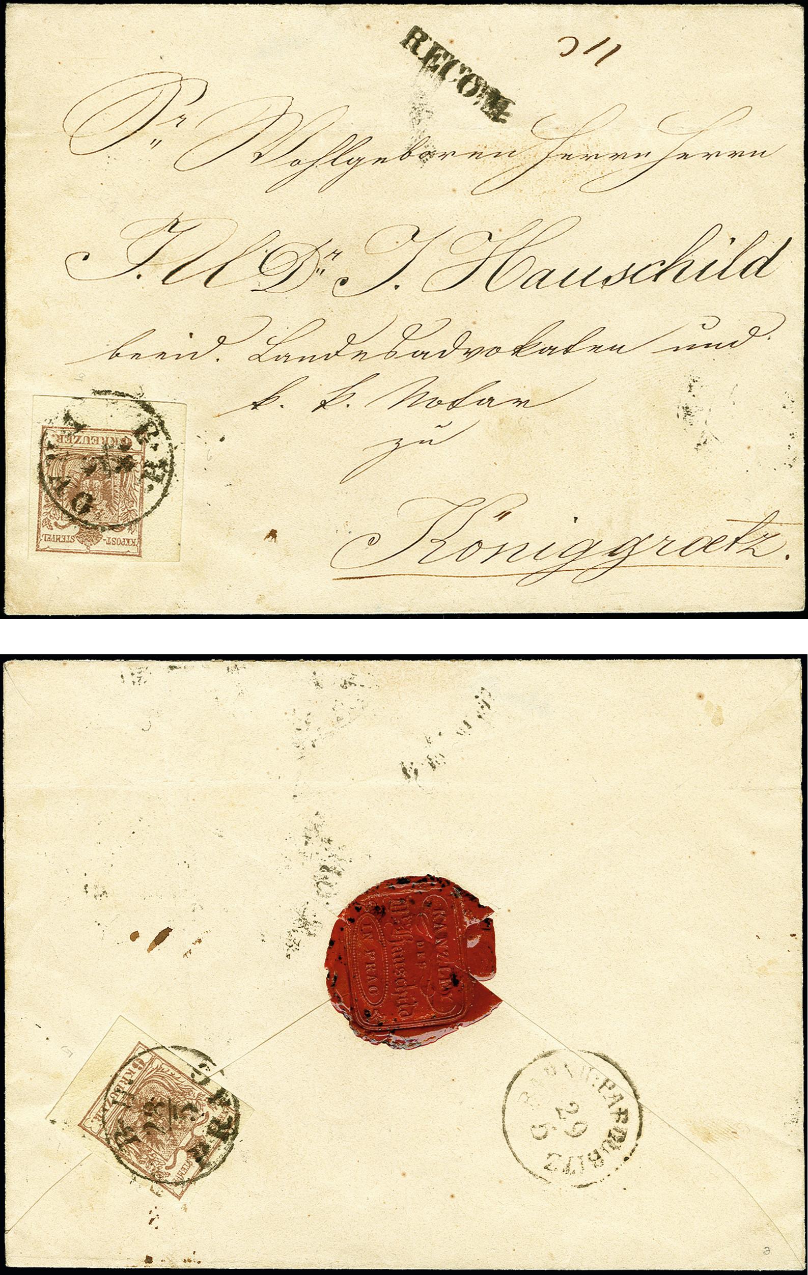 Lot 1013 - europa Austria -  Heinrich Koehler Auktionen 375rd Heinrich Köhler auction - Day 1