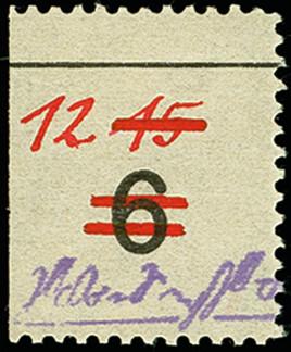 Lot 3505 - deutsche lokalausgaben ab 1945 grossräschen -  Heinrich Koehler Auktionen 375rd Heinrich Köhler auction - Day 3