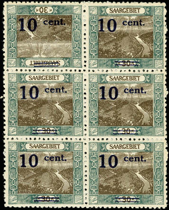 Lot 3089 - Main catalogue saar -  Heinrich Koehler Auktionen 375rd Heinrich Köhler auction - Day 2