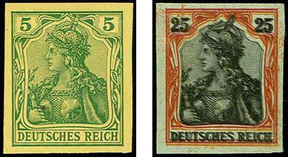 Lot 2501 - Main catalogue German Empire -  Heinrich Koehler Auktionen 375rd Heinrich Köhler auction - Day 2