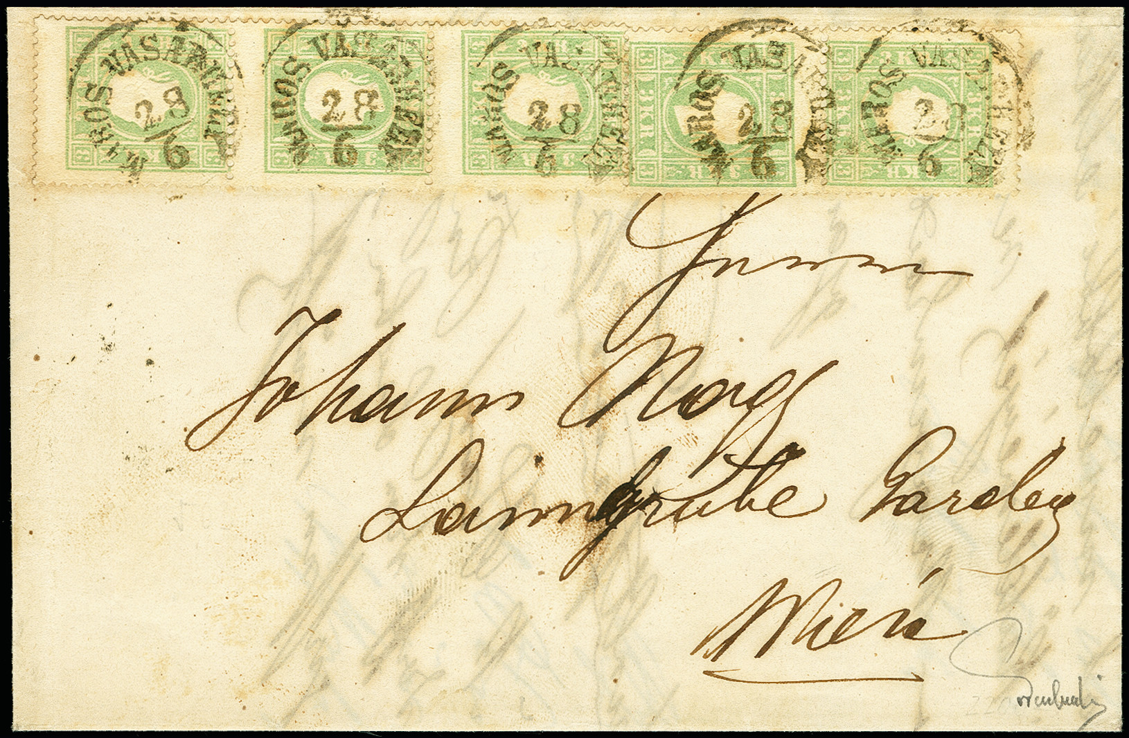 Lot 1022 - europa Austria -  Heinrich Koehler Auktionen 375rd Heinrich Köhler auction - Day 1