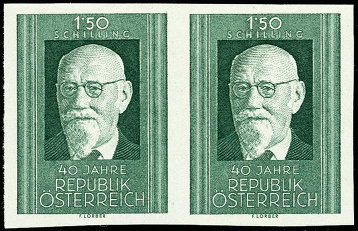 Lot 1065 - europa Austria -  Heinrich Koehler Auktionen 375rd Heinrich Köhler auction - Day 1