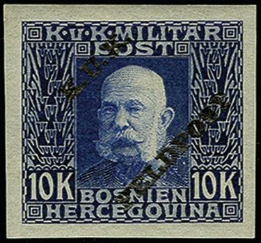 Lot 1090 - österreich Fieldpost issues -  Heinrich Koehler Auktionen 375rd Heinrich Köhler auction - Day 1
