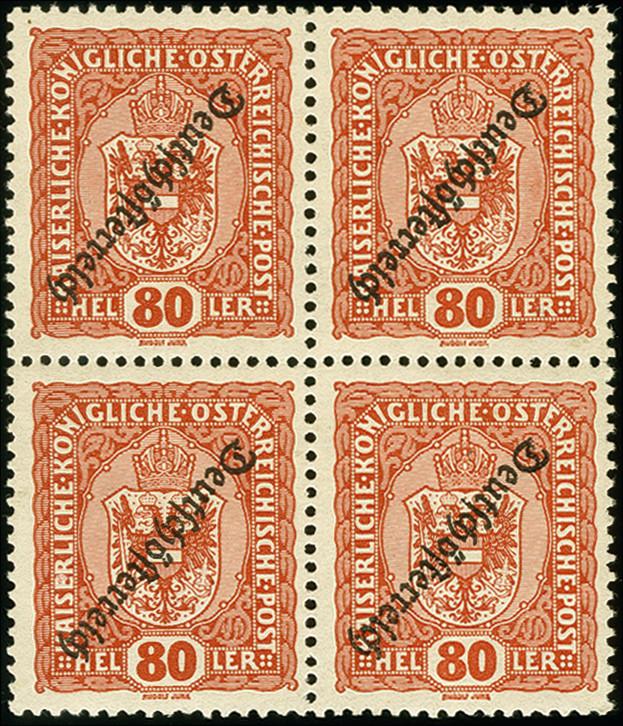 Lot 1040 - europa Austria -  Heinrich Koehler Auktionen 375rd Heinrich Köhler auction - Day 1