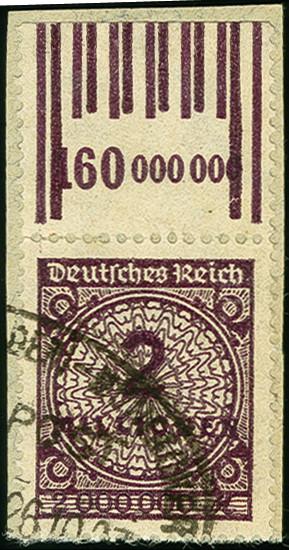 Lot 2605 - Main catalogue German Empire -  Heinrich Koehler Auktionen 375rd Heinrich Köhler auction - Day 2