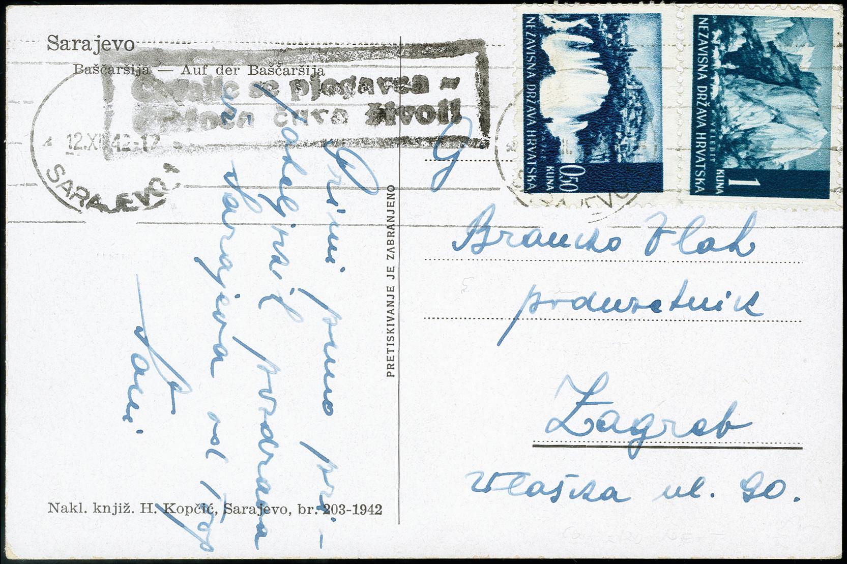 Lot 1166 - europa Croatia -  Heinrich Koehler Auktionen 375rd Heinrich Köhler auction - Day 1