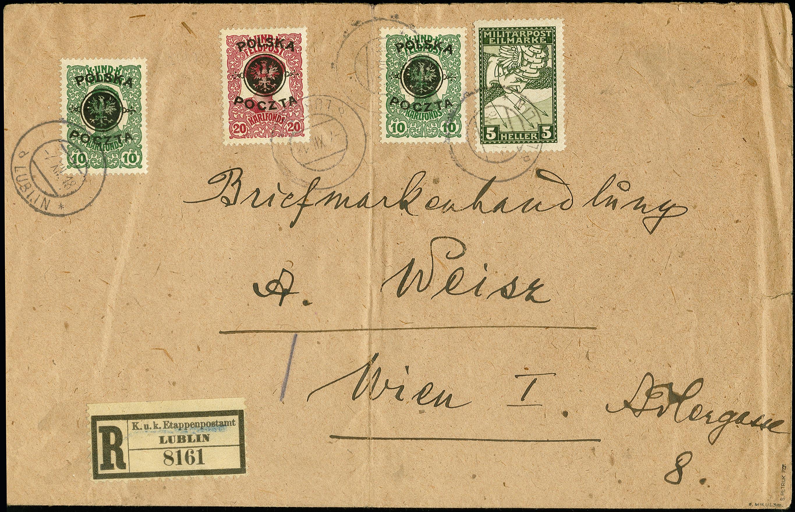 Lot 1746 - europa Poland -  Heinrich Koehler Auktionen 375rd Heinrich Köhler auction - Day 1