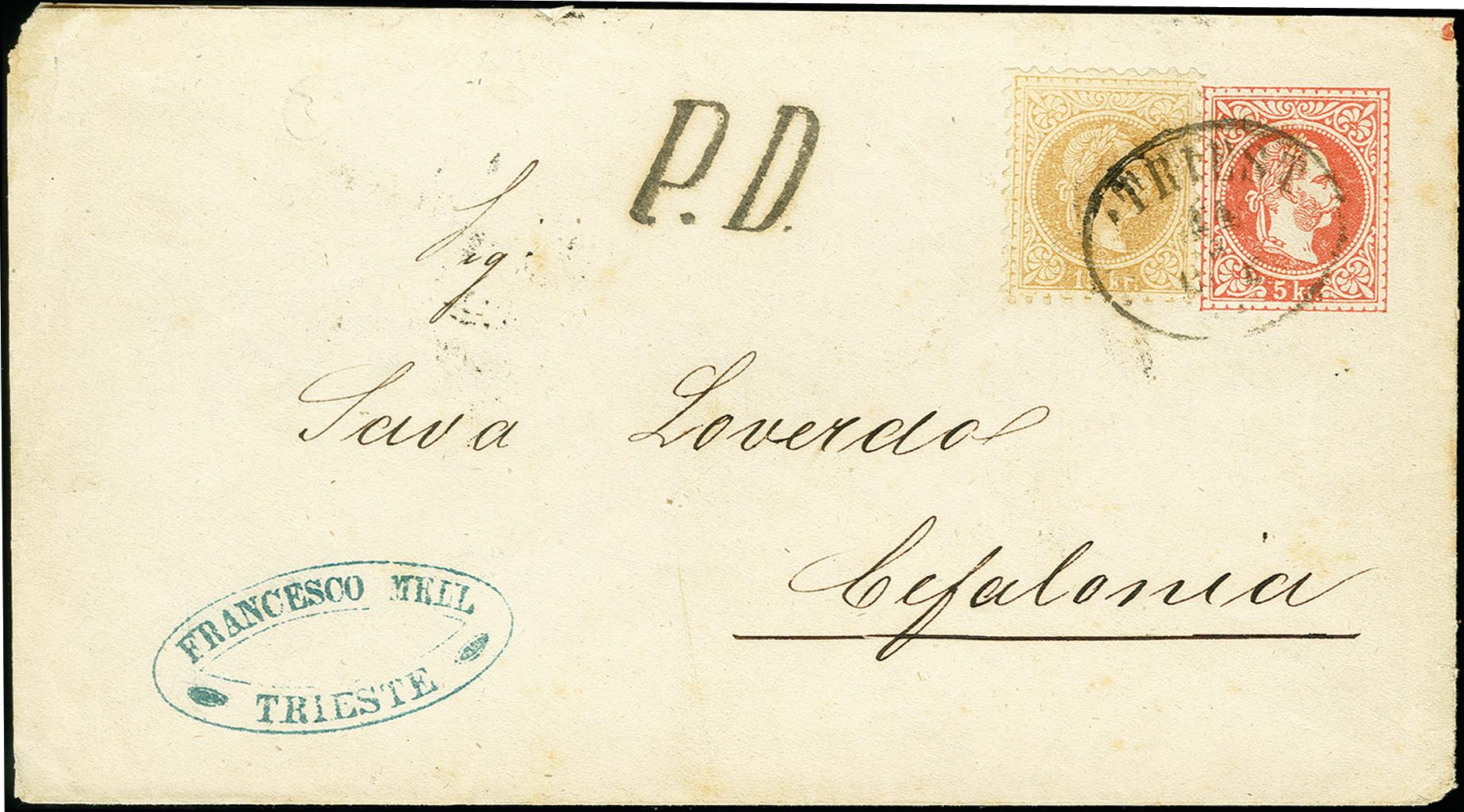 Lot 1422 - europa Greece -  Heinrich Koehler Auktionen 375rd Heinrich Köhler auction - Day 1
