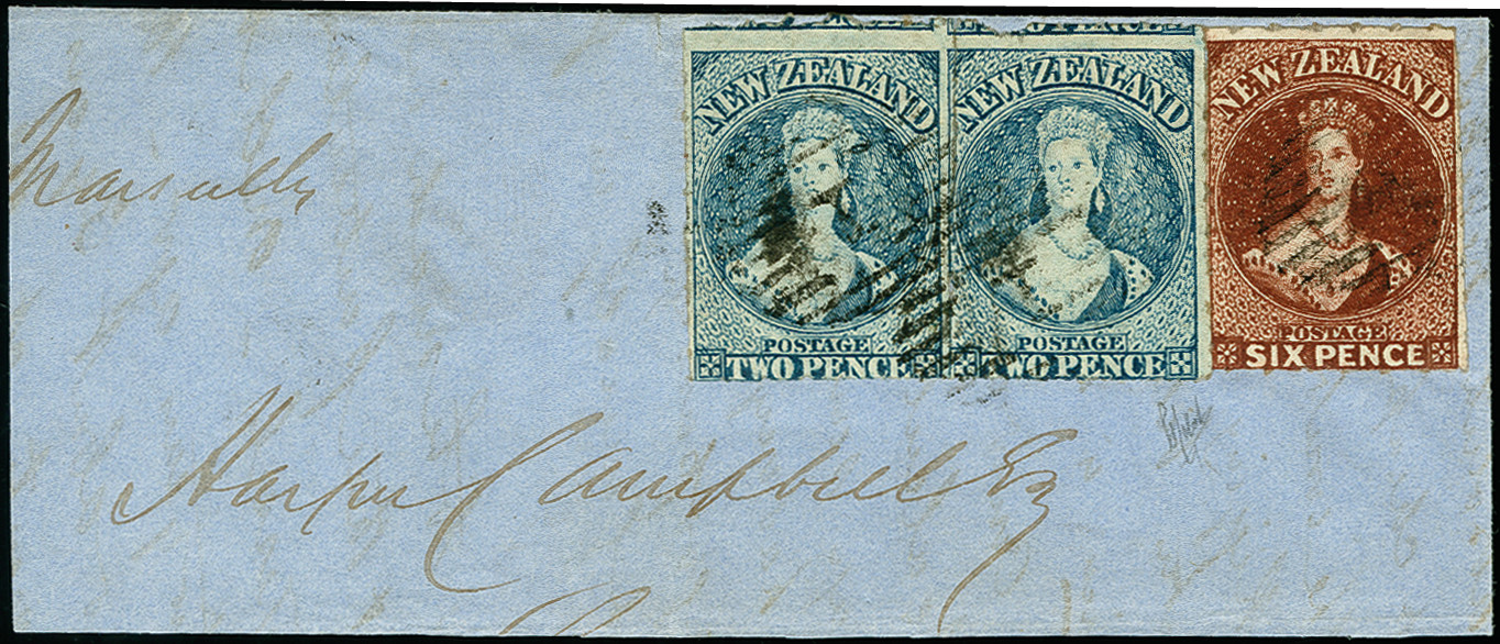 Lot 2057 - Britisch Commonwealth New Zealand -  Heinrich Koehler Auktionen 375rd Heinrich Köhler auction - Day 1