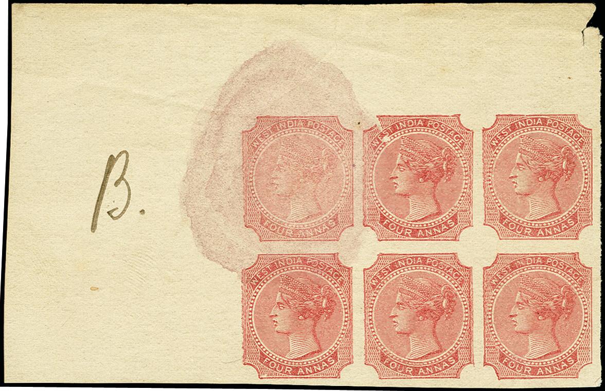 Lot 2017 - Britisch Commonwealth india -  Heinrich Koehler Auktionen 375rd Heinrich Köhler auction - Day 1