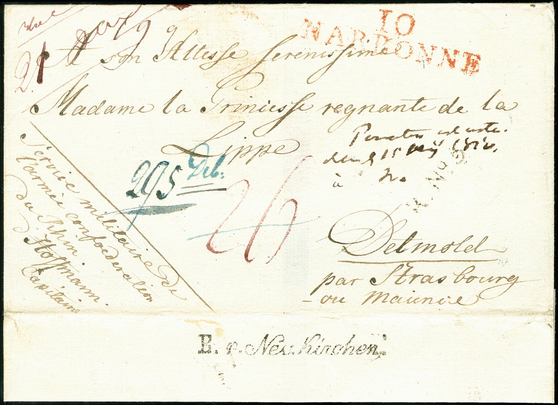 Lot 8003 - preussen prussia - cancellations -  Heinrich Koehler Auktionen 375rd Heinrich Köhler auction - Day 5
