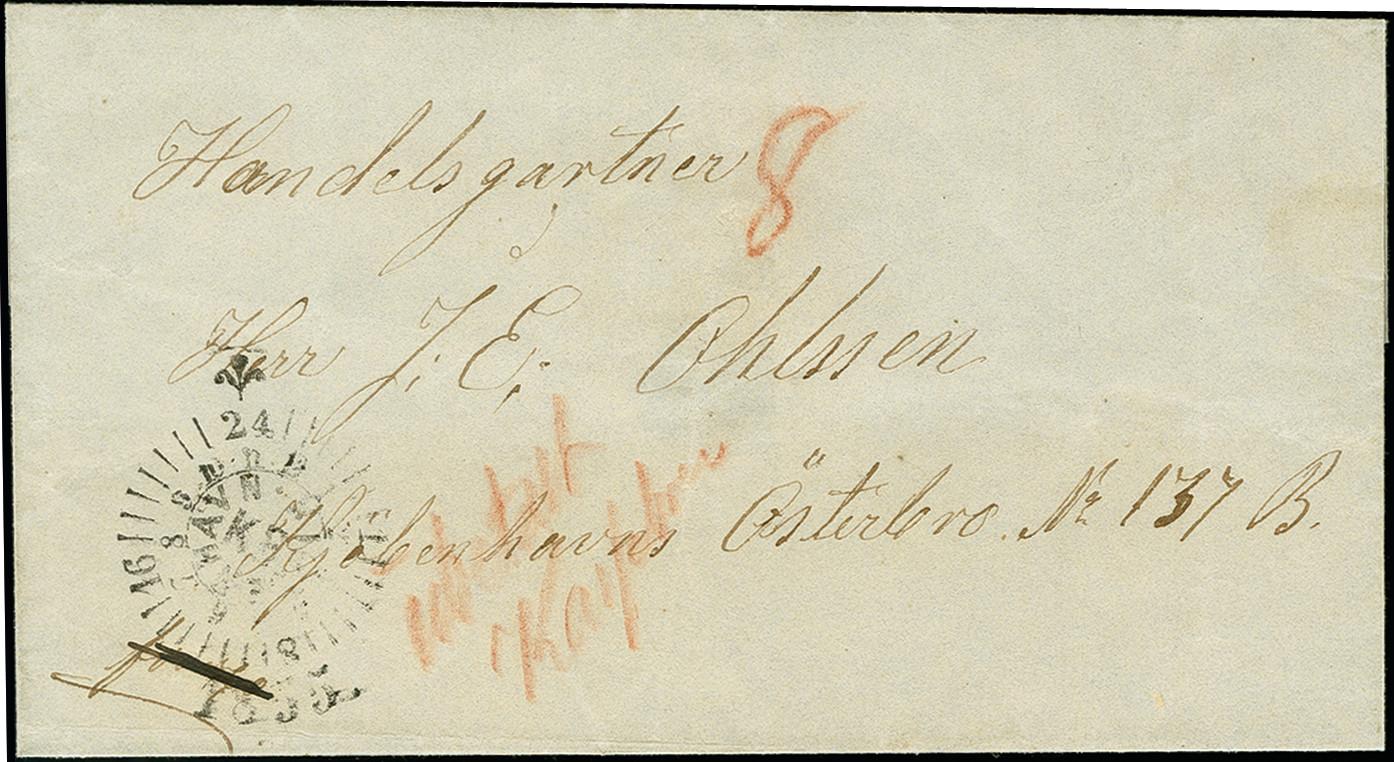 Lot 1195 - europa Denmark -  Heinrich Koehler Auktionen 375rd Heinrich Köhler auction - Day 1