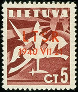 Lot 1736 - europa Lithuania -  Heinrich Koehler Auktionen 375rd Heinrich Köhler auction - Day 1