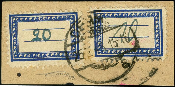 Lot 3453 - deutsche lokalausgaben ab 1945 demmin -  Heinrich Koehler Auktionen 375rd Heinrich Köhler auction - Day 3