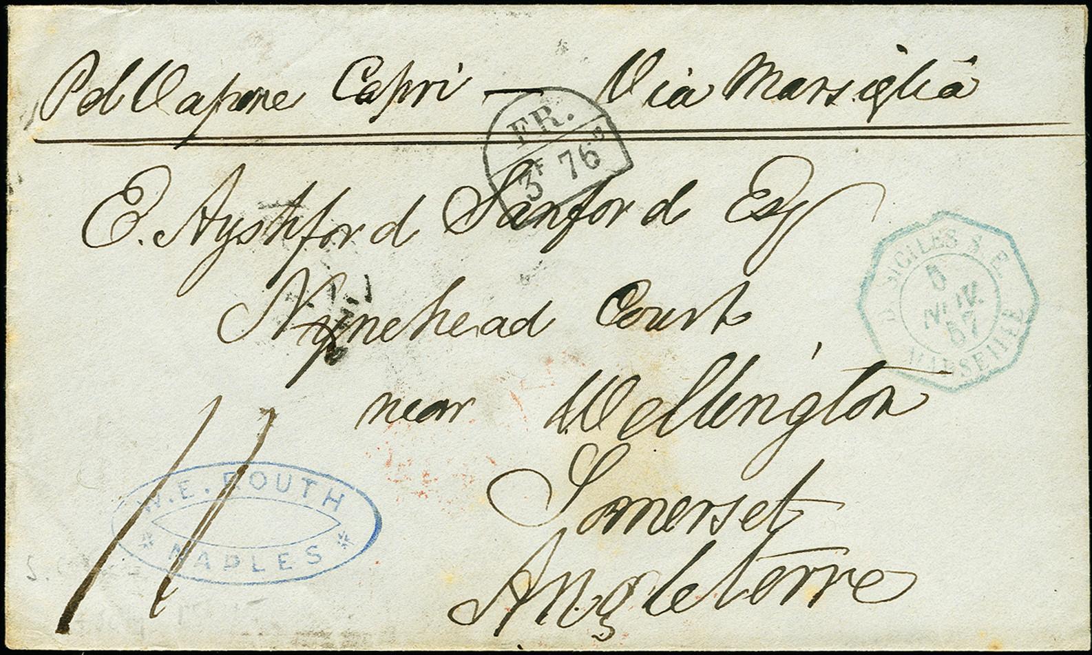 Lot 2110 - Main catalogue  -  Heinrich Koehler Auktionen 375rd Heinrich Köhler auction - Day 1