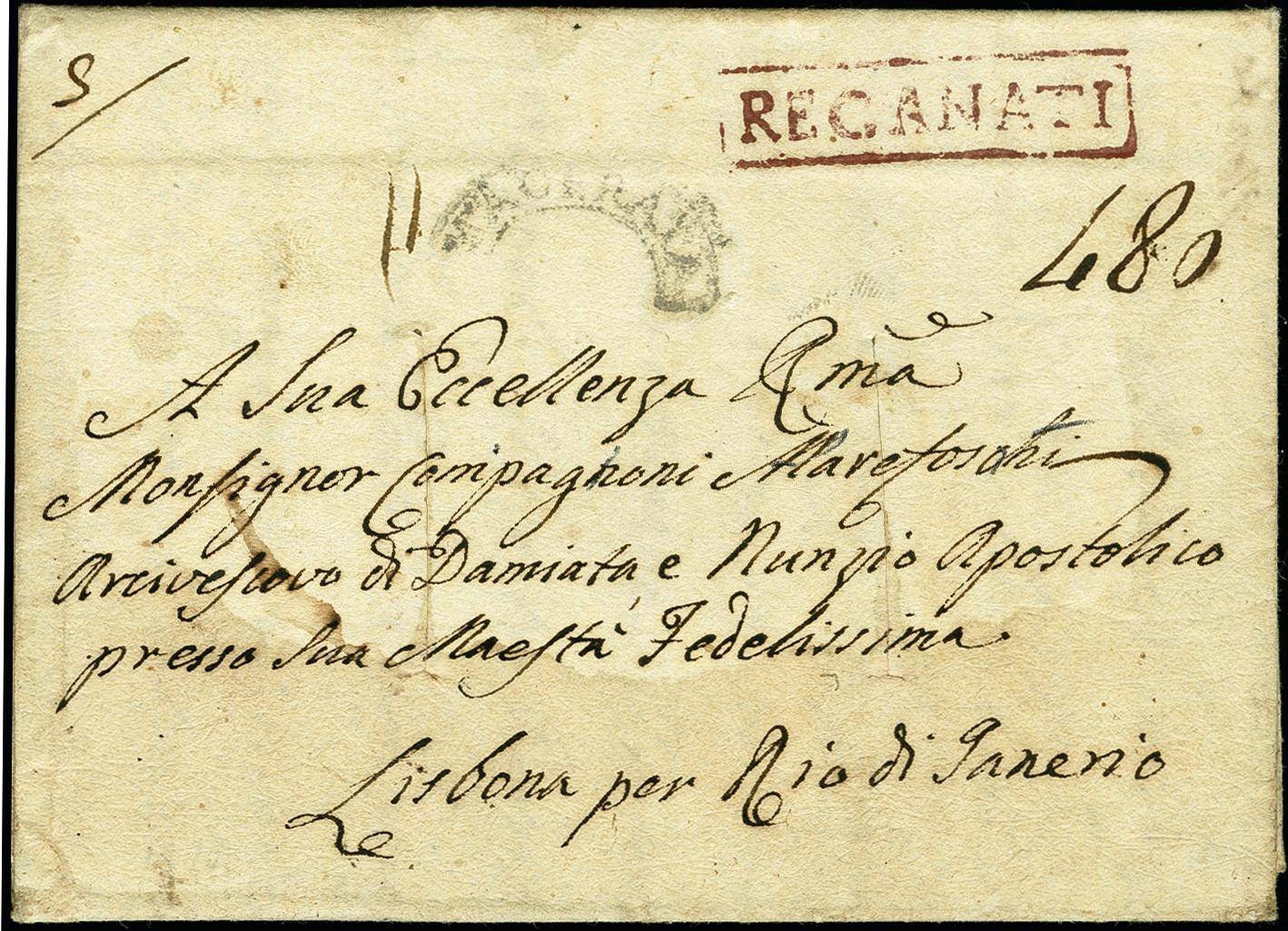 Lot 1565 - übersee brazil -  Heinrich Koehler Auktionen 375rd Heinrich Köhler auction - Day 1