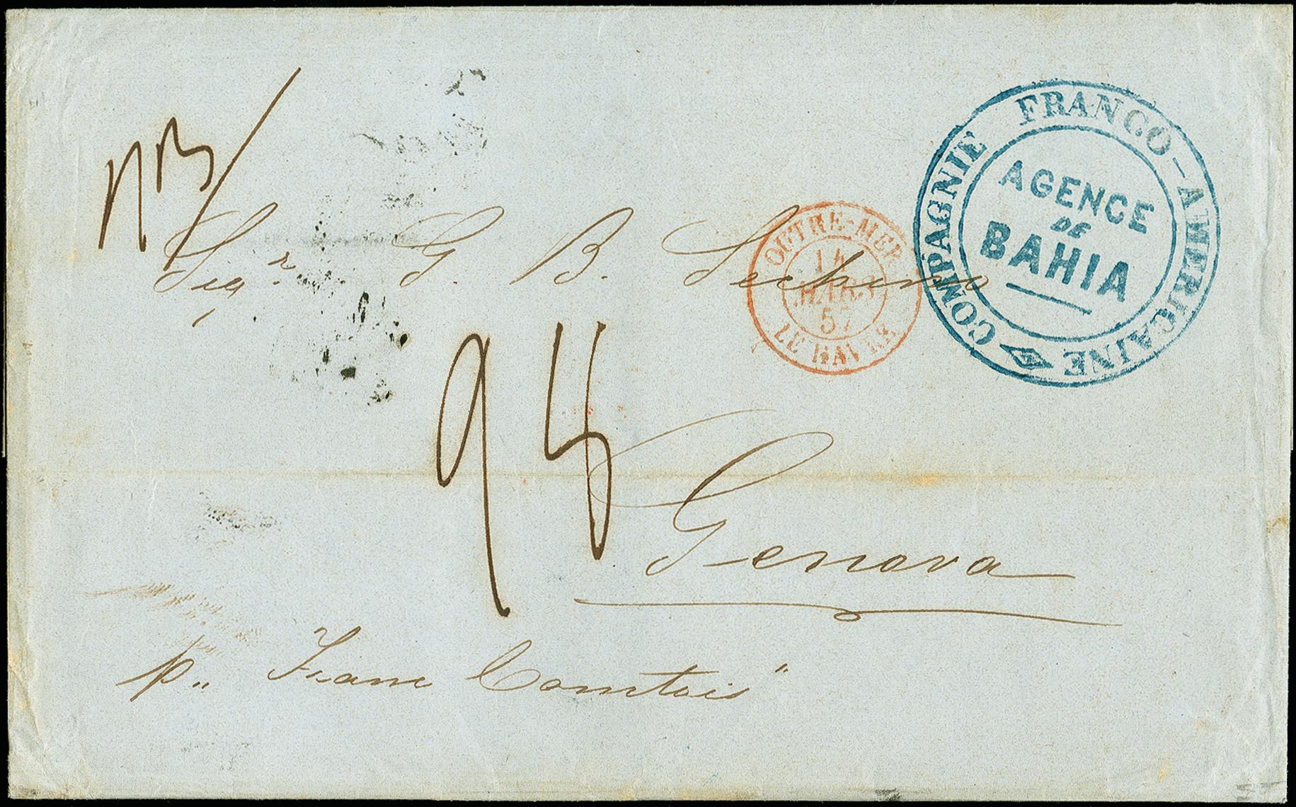 Lot 1554 - übersee brazil -  Heinrich Koehler Auktionen 375rd Heinrich Köhler auction - Day 1
