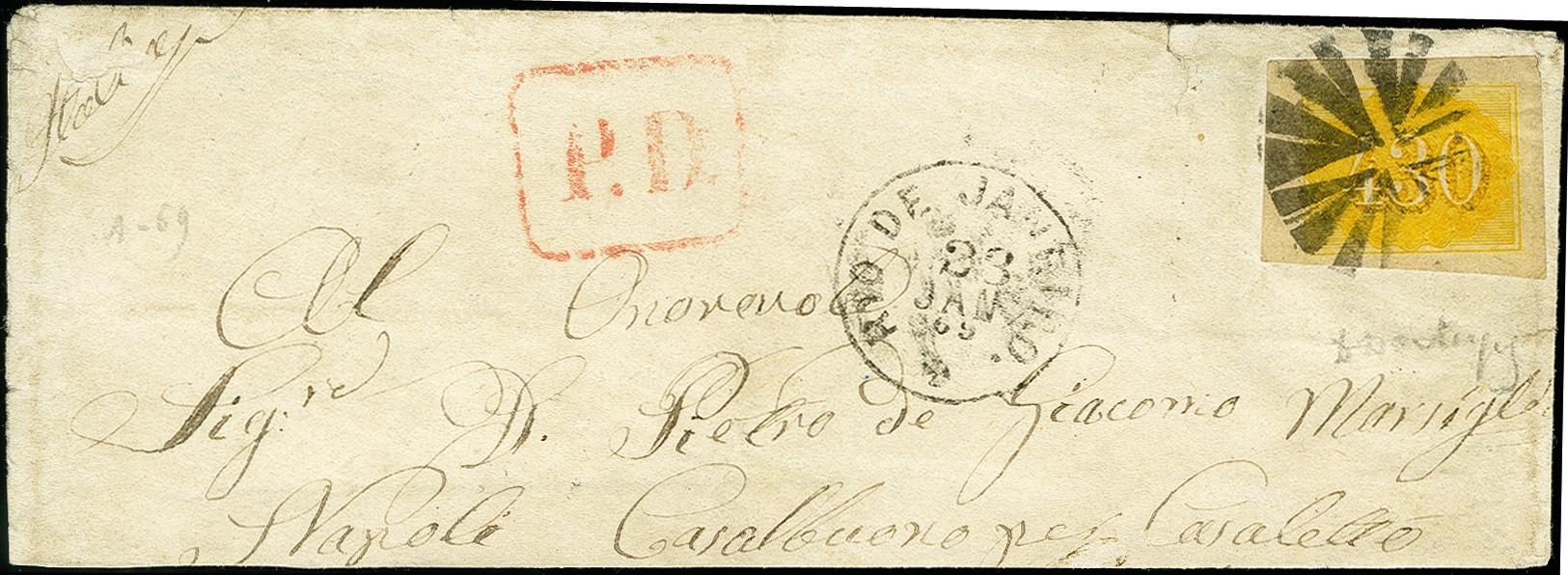 Lot 1550 - übersee brazil -  Heinrich Koehler Auktionen 375rd Heinrich Köhler auction - Day 1