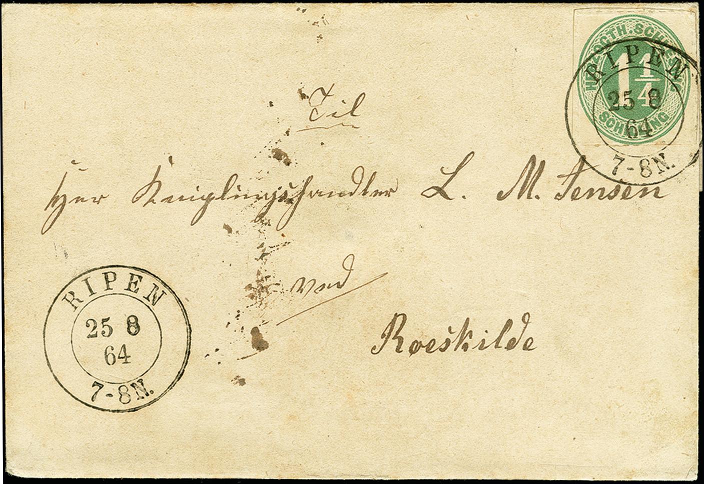 Lot 9146 - Altdeutsche Staaten schleswig-holstein -  Heinrich Koehler Auktionen 375rd Heinrich Köhler auction - Day 5