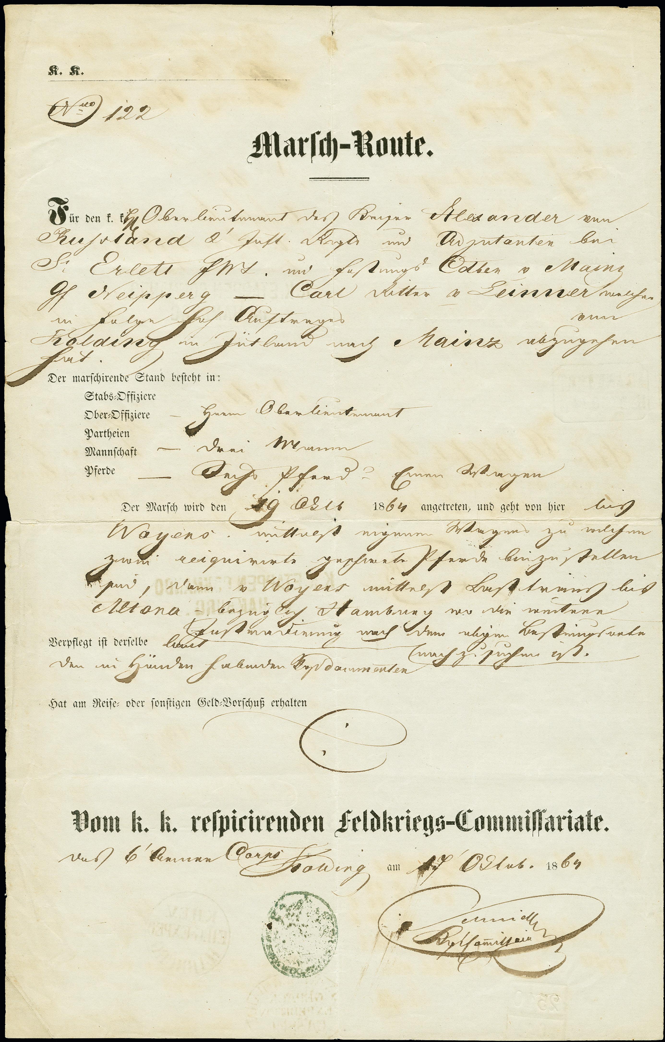 Lot 9106 - Altdeutsche Staaten schleswig-holstein -  Heinrich Koehler Auktionen 375rd Heinrich Köhler auction - Day 5