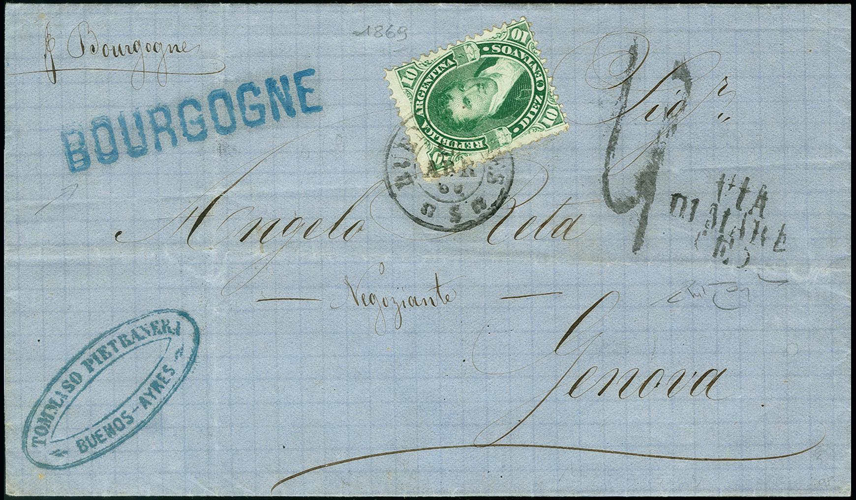 Lot 1509 - übersee Argentina -  Heinrich Koehler Auktionen 375rd Heinrich Köhler auction - Day 1