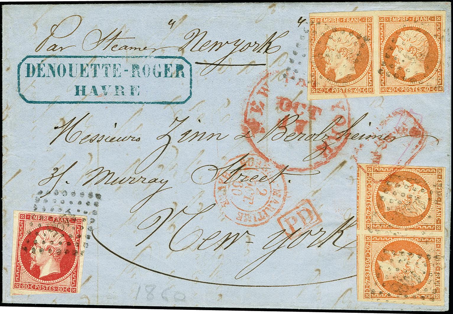 Lot 1288 - europa France -  Heinrich Koehler Auktionen 375rd Heinrich Köhler auction - Day 1
