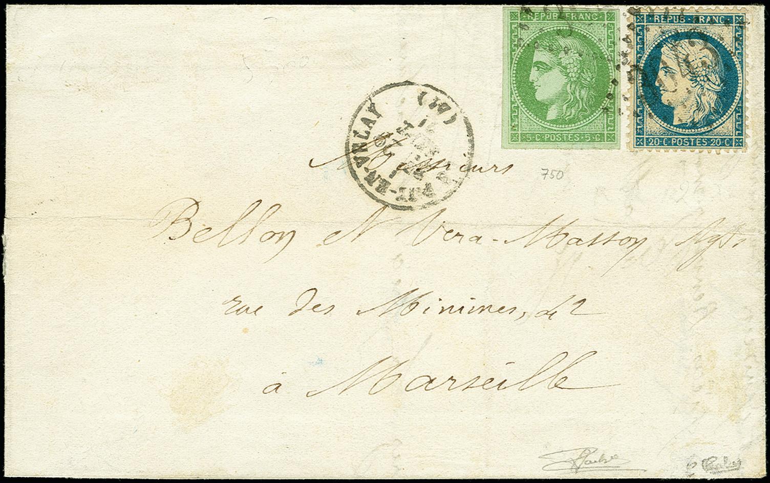 Lot 1311 - europa France -  Heinrich Koehler Auktionen 375rd Heinrich Köhler auction - Day 1