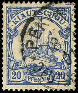 Lot 2792 - deutsche auslandspostämter und kolonien german post in china -  Heinrich Koehler Auktionen 375rd Heinrich Köhler auction - Day 2