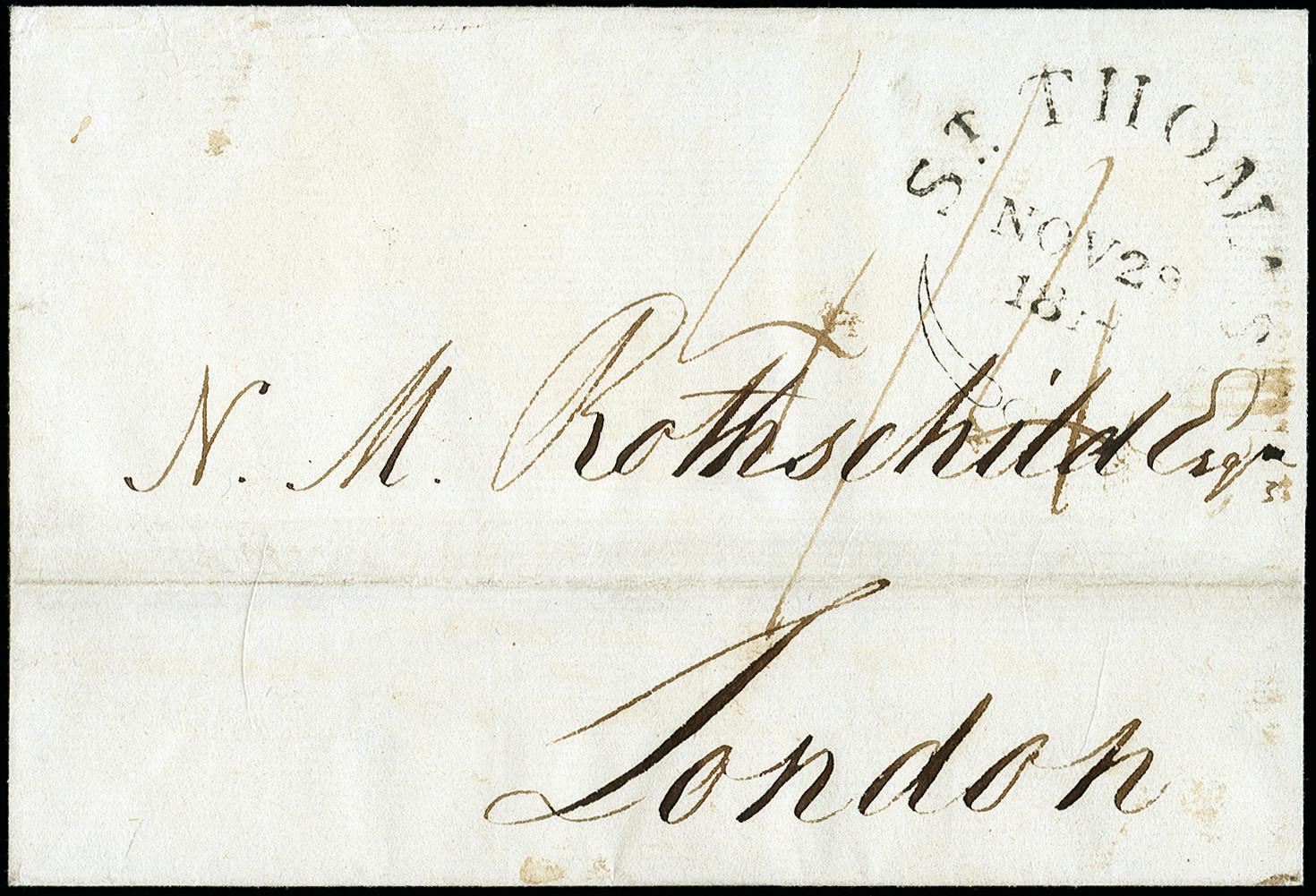 Lot 1243 - europa danish west indies -  Heinrich Koehler Auktionen 375rd Heinrich Köhler auction - Day 1