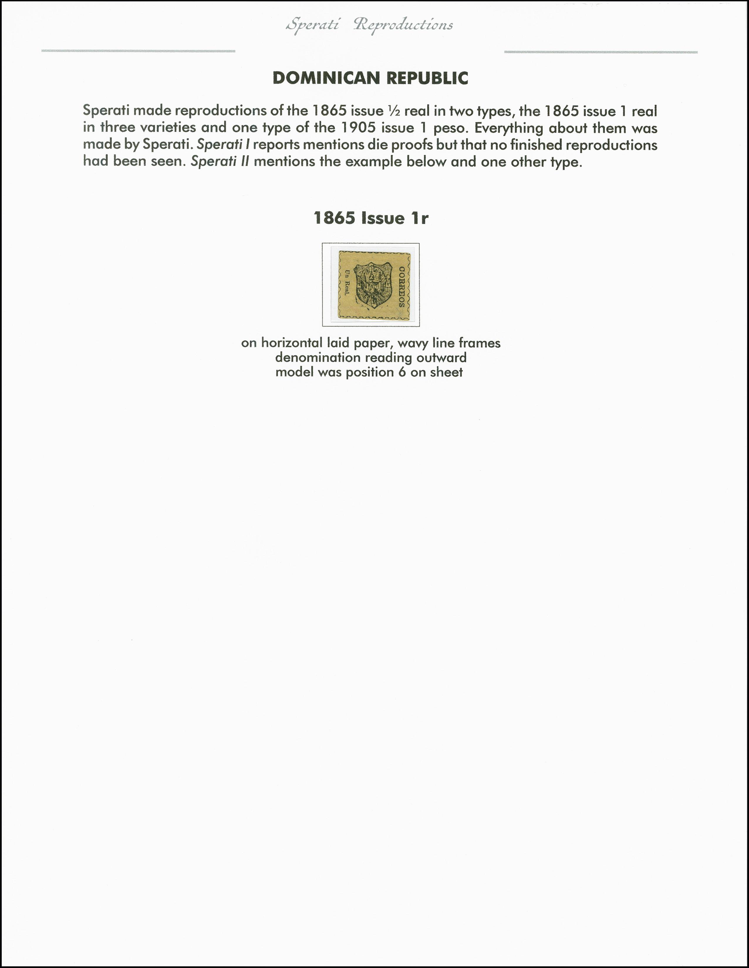 Lot 2225 - übersee dominican republic -  Heinrich Koehler Auktionen 375rd Heinrich Köhler auction - Day 1