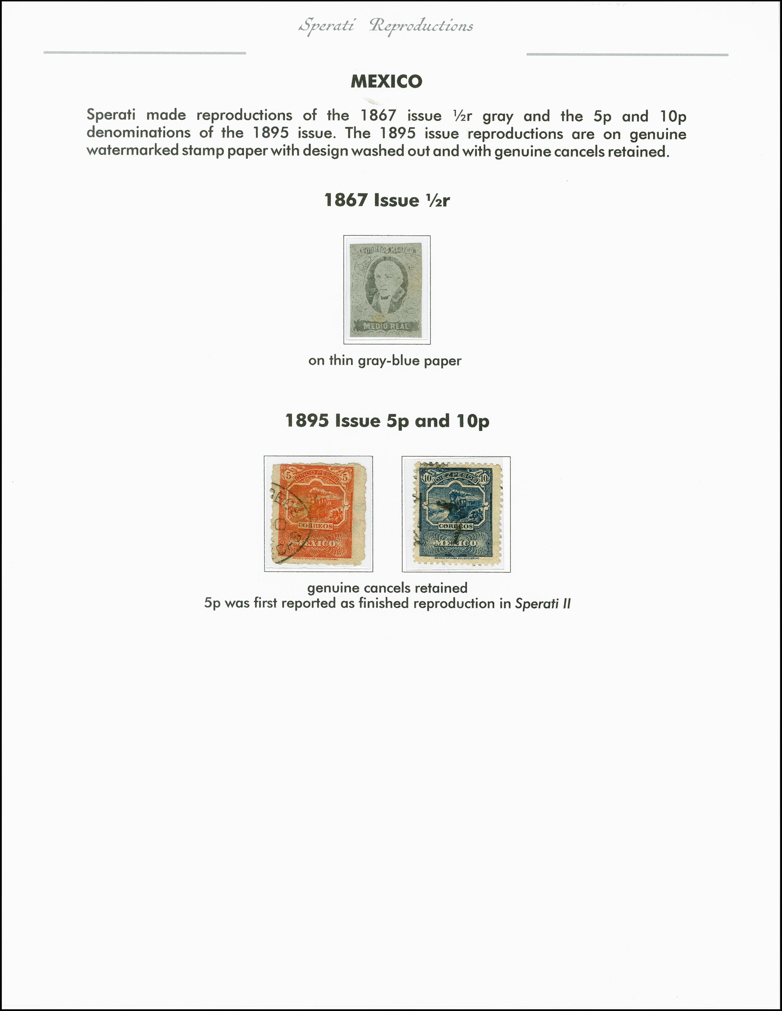 Lot 2229 - übersee Mexico -  Heinrich Koehler Auktionen 375rd Heinrich Köhler auction - Day 1