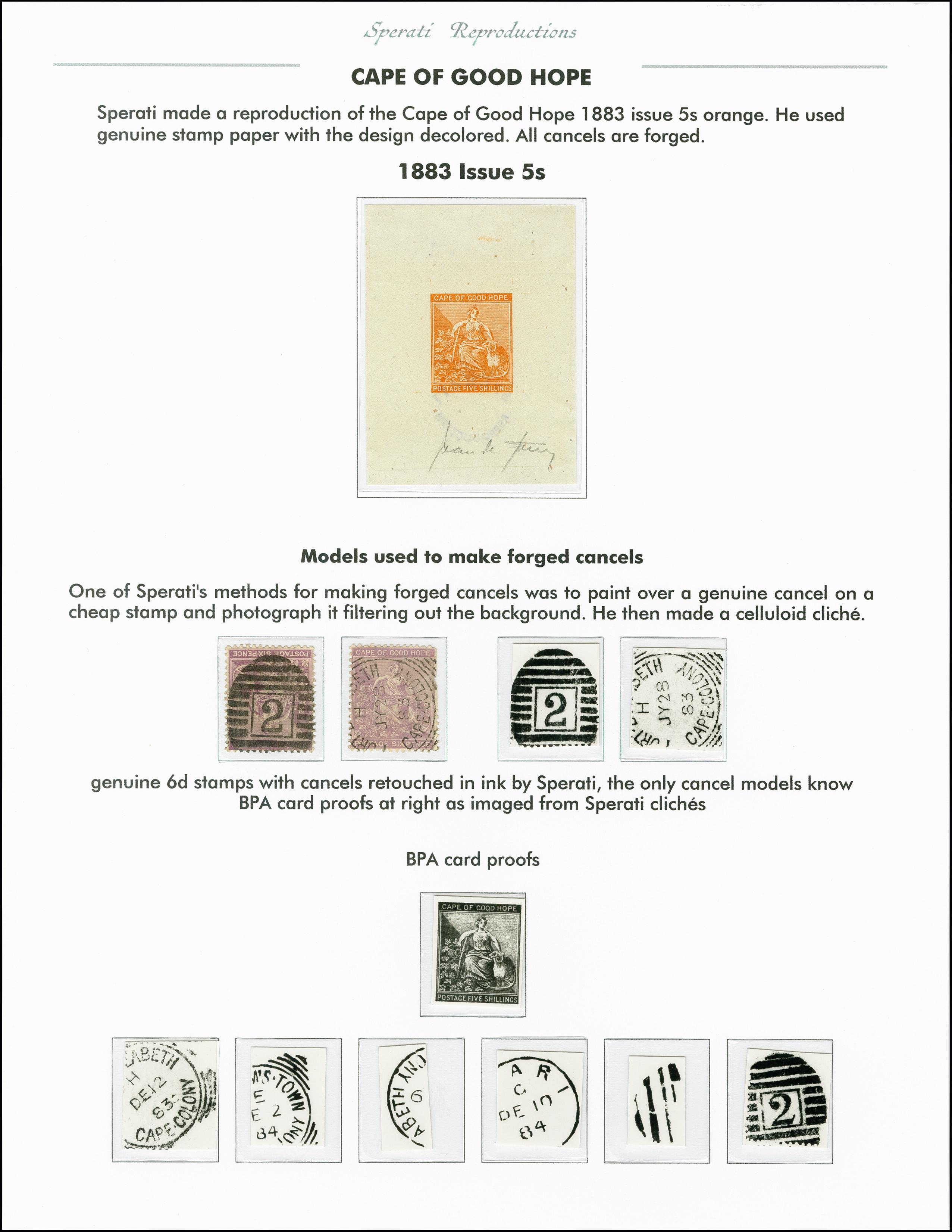Lot 2267 - Britisch Commonwealth cape of good hope -  Heinrich Koehler Auktionen 375rd Heinrich Köhler auction - Day 1