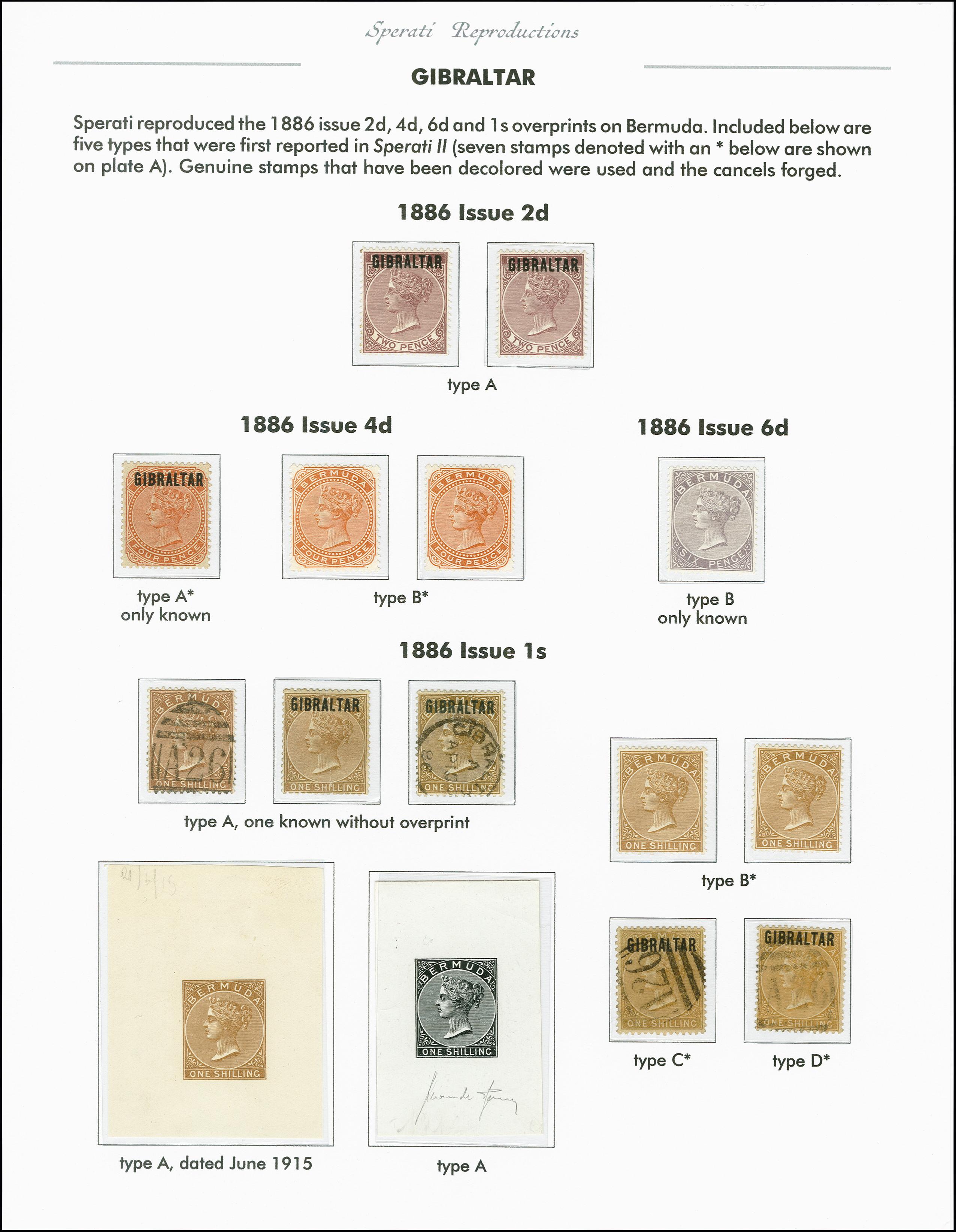 Lot 2253 - Britisch Commonwealth Gibraltar -  Heinrich Koehler Auktionen 375rd Heinrich Köhler auction - Day 1